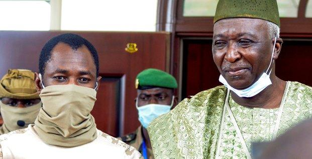 Mali: le president, premier ministre et ministre de la defense arretes