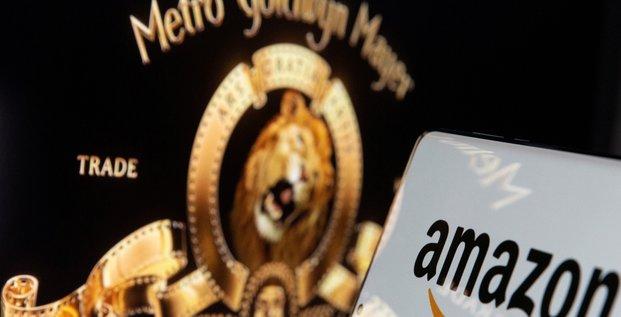 Amazon va racheter les studios de cinema mgm pour 8,45 milliards de dollars
