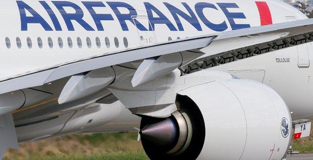 Air france annule un vol vers moscou faute d'eviter l'espace aerien bielorusse