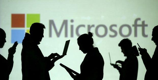 Union europeenne: enquete sur l'utilisation des services cloud d'amazon et microsoft