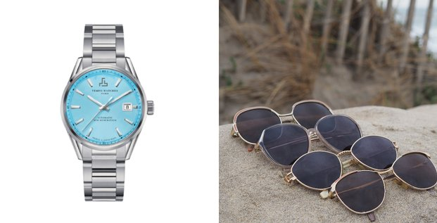 Tempo Watches Lunel Vintage