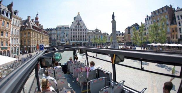Les Hauts-de-France doivent composer avec un tropisme historique vers Lille, capitale des Flandres.