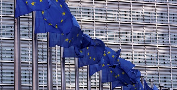 L'ue va emettre en juin un premier emprunt covid de 10 milliards d'euros, declare beaune