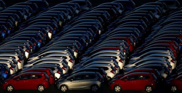 France: immatriculations de voitures neuves en hausse de 46,45% en mai