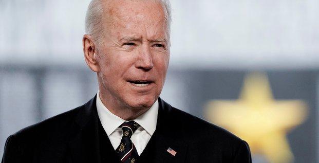Biden va placer sur liste noire 59 firmes chinoises de defense et tech