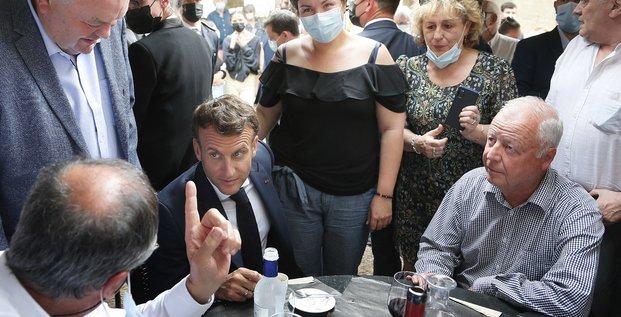Macron, Lot, village, Martel, visite, régions