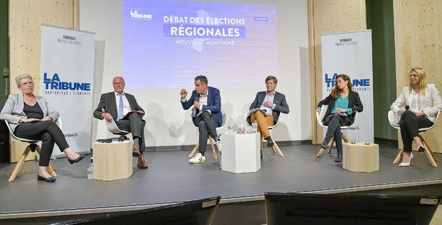 Débat élections régionales 2021