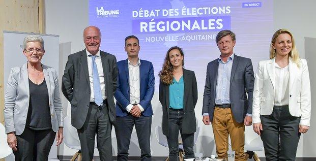 Débat Régionales 2021