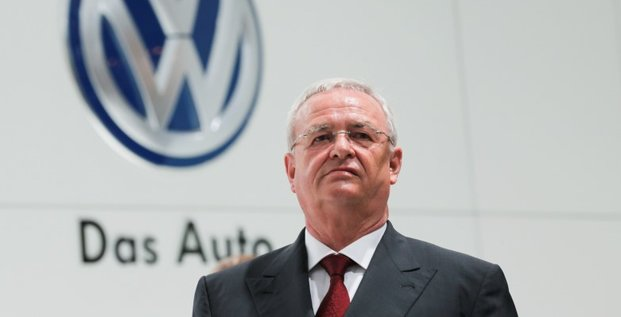 Martin winterkorn alerte des 2014 des problemes lies aux tests anti-pollution