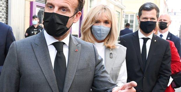 Macron gifle dans la drome, condamnations unanimes