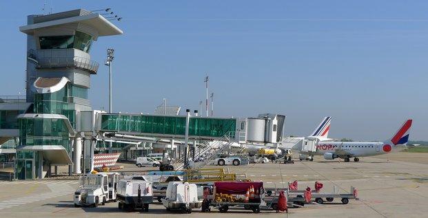 Strasbourg aéroport