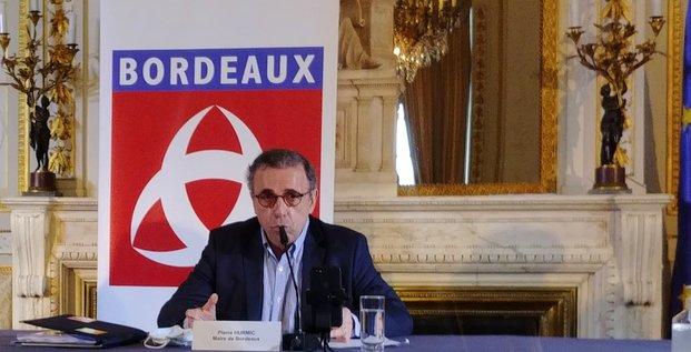 Pierre Hurmic Claudine Bichet Bordeaux