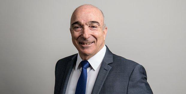 Yvon Grosso président Medef Sud