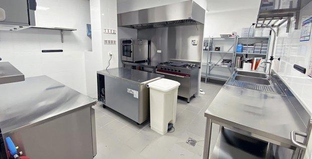 Dark kitchen Food'lab