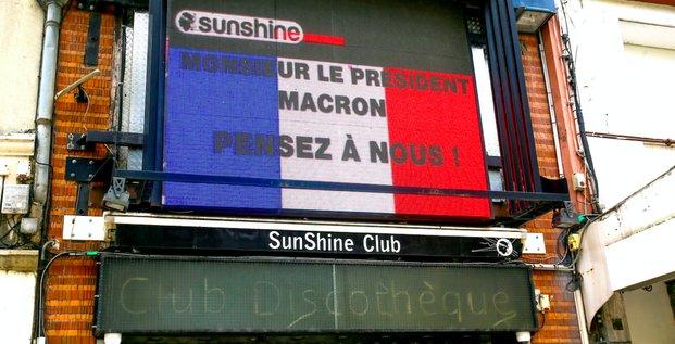Les discothèques en France
