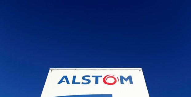 Alstom grimpe apres un contrat de 2,6 milliards d'euros avec la compagnie ferroviaire danoise dsb