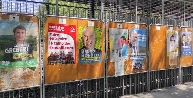 Régionales 2021 campagne