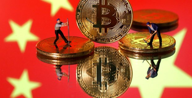 Le bitcoin malmene apres de nouvelles mesures de repression en chine