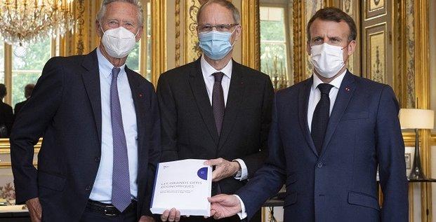 Macron Tirole Blanchard
