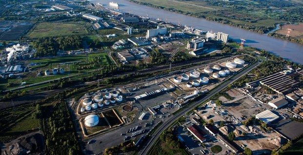Port de Bordeaux trafic 2020