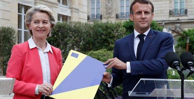 Macron Leyen