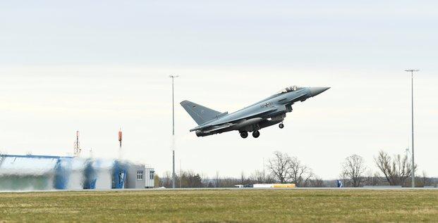 Airbus propose d'assembler l'eurofighter en suisse
