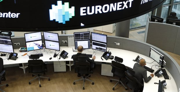 Euronext: un probleme technique interrompt les transactions