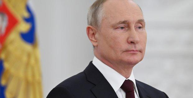 Coronavirus: poutine affirme avoir recu le vaccin russe spoutnik v