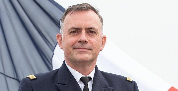 Amiral Pierre Vandier Marine nationale