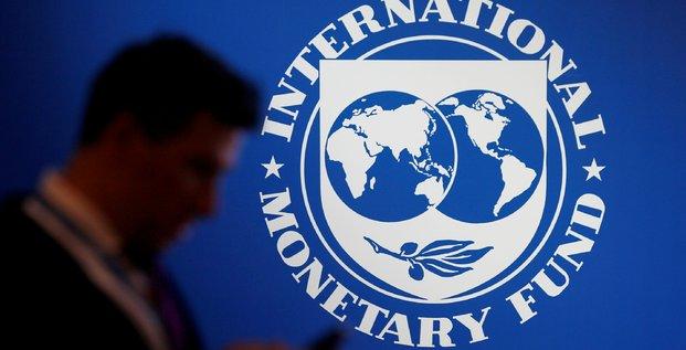 Le fmi releve a 7% sa prevision de croissance des usa pour 2021