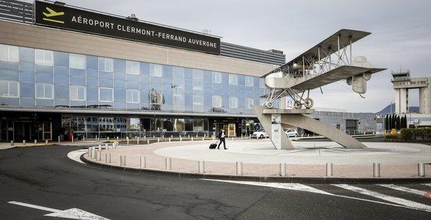 Aéroport Clermont Auvergne Métropole