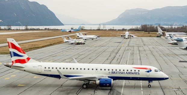 Aéroport de Chambéry Savoie
