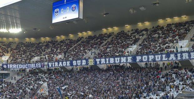 Girondins de Bordeaux stade Matmut Atlantique
