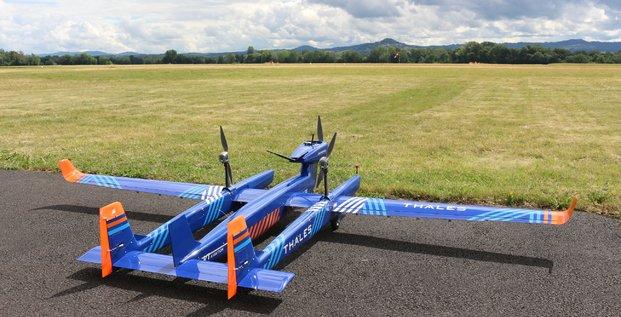 Thales drones