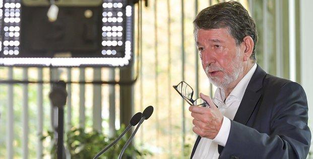Alain Anziani Bordeaux Métropole