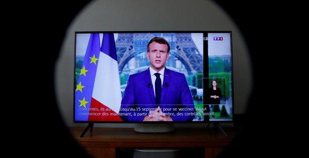 Macron veut lancer une reforme des retraites, mais une fois l'epidemie maitrisee