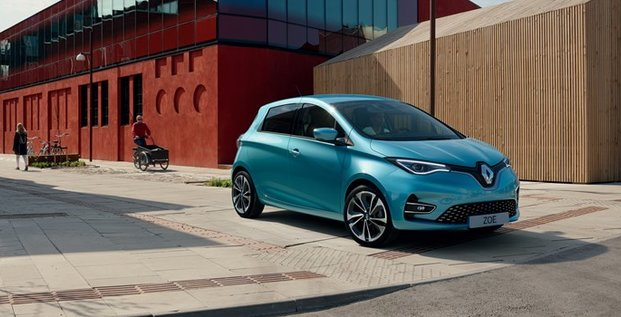 Nouvelle Zoé 2019, Zoe, Renault, auto