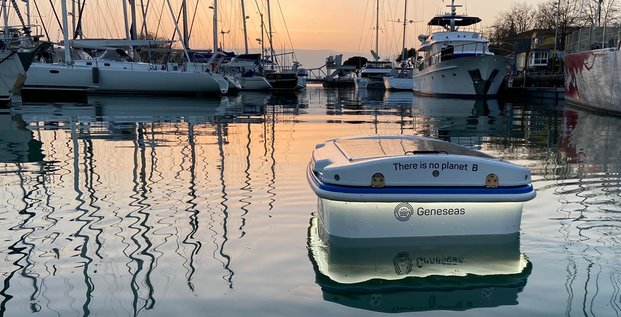 Geneseas Recyclamer Innovation