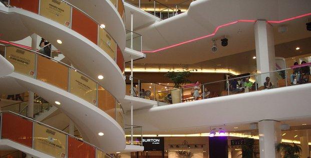 Centre commercial La part dieu