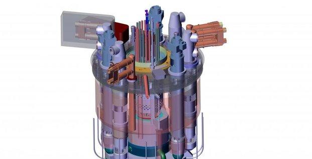 Réacteur Astrid CEA