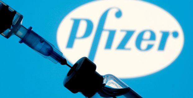 Pfizer releve sa prevision de ventes du vaccin anti-covid-19 pour 2021
