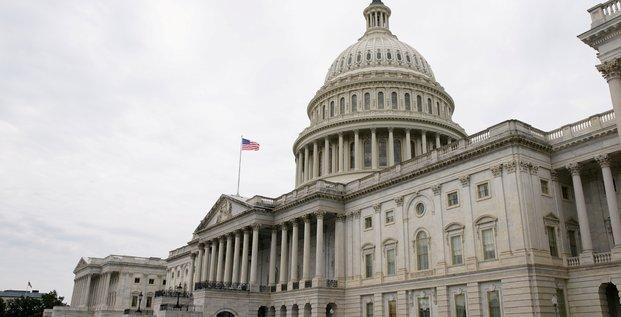 Washington, Capitole, Plan Biden, vote Sénat,