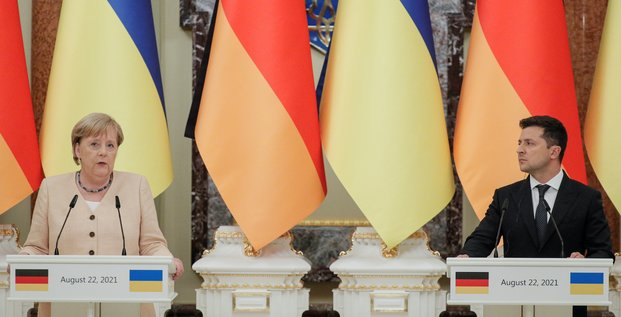 Merkel Ukraine