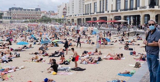 Tourisme France plage