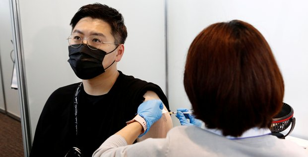 vaccin, Moderna, Tokyo,