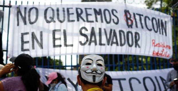 Loi bitcoin, Salvador