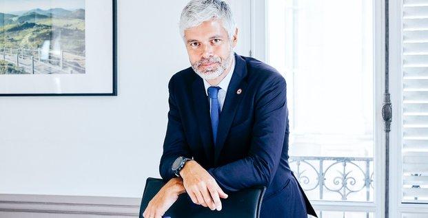 Laurent Wauquiez Portrait 1