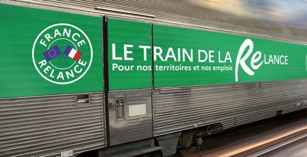 Train de la relance