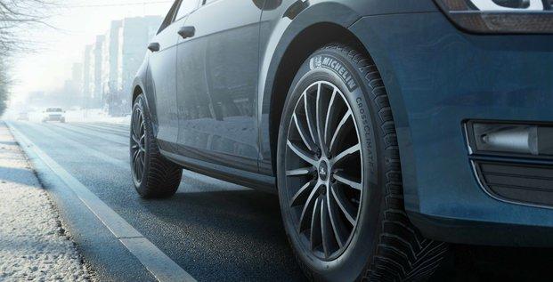 Michelin Cross Climate 2 pneu