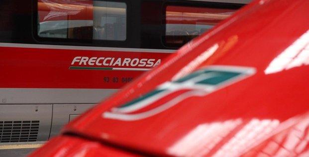 Train à grande vitesse Frecciarossa de Trenitalia